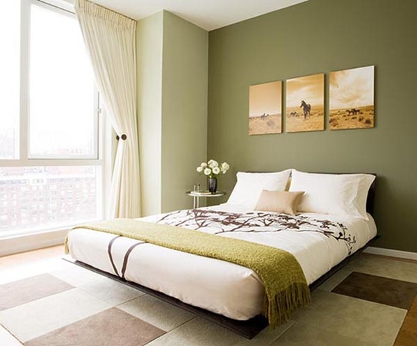 Bedroom Ideas On Pinterest Olives Green Walls And Bedrooms