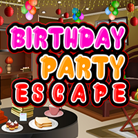 Ena Birthday Party Escape Walkthrough