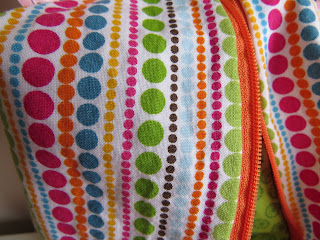 Box Bag, NekozukiYarns, sewing, lined bag, zipper, fabric detail