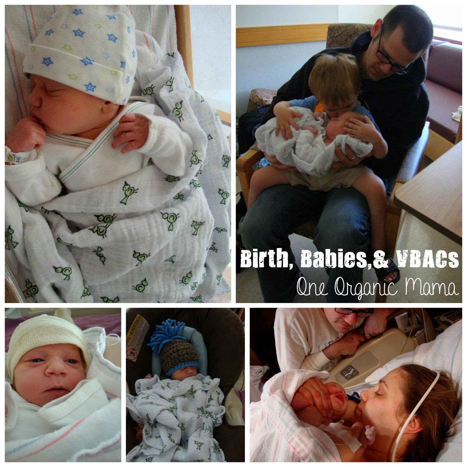 Birth, Babies, and VBACs