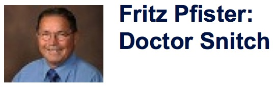 Fritz Pfister Doctor Snitch
