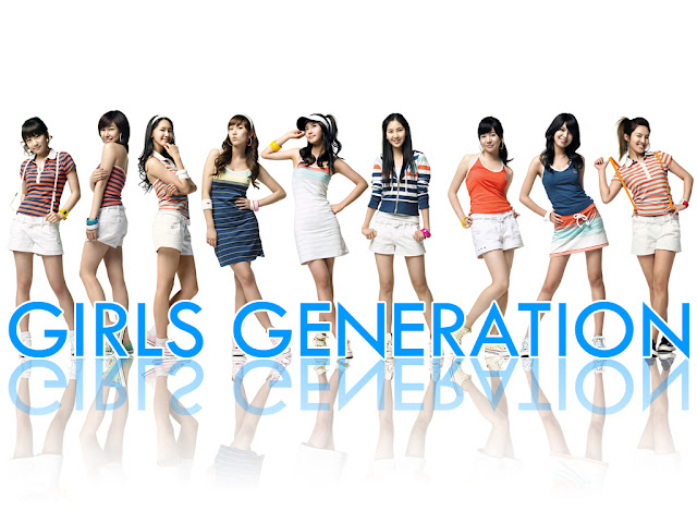 Girls' Generation/SNSD Wallpapers
