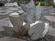 BEGINNING CONCRETE LEAF CASTING WORKSHOP