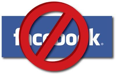 Blokir Akun Facebook