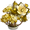 FarmVille Tulip Bonsai II Tree - FvLegends.Com