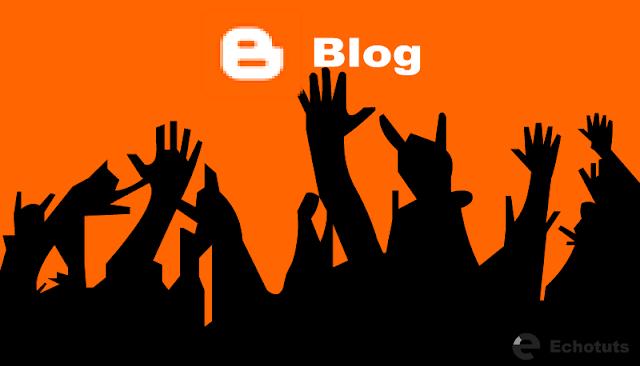 Visitor Blog Cara Memperbanyak Visitor pengunjung Blog Dengan Cepat Tutorial - echotuts