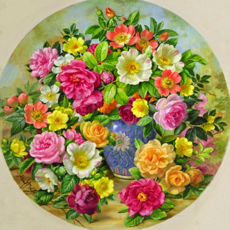bodegones-de-naturaleza-flores
