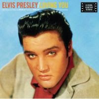 Elvis Presley album cover: Loving You