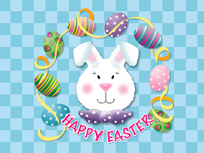 Happy Easter Wallpaper 2011