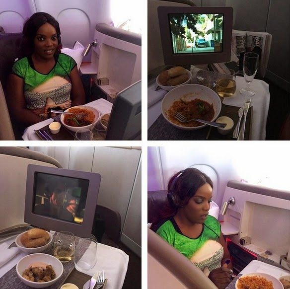 empress njamah private jet