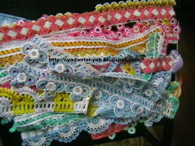 bir dolu havlu danteli