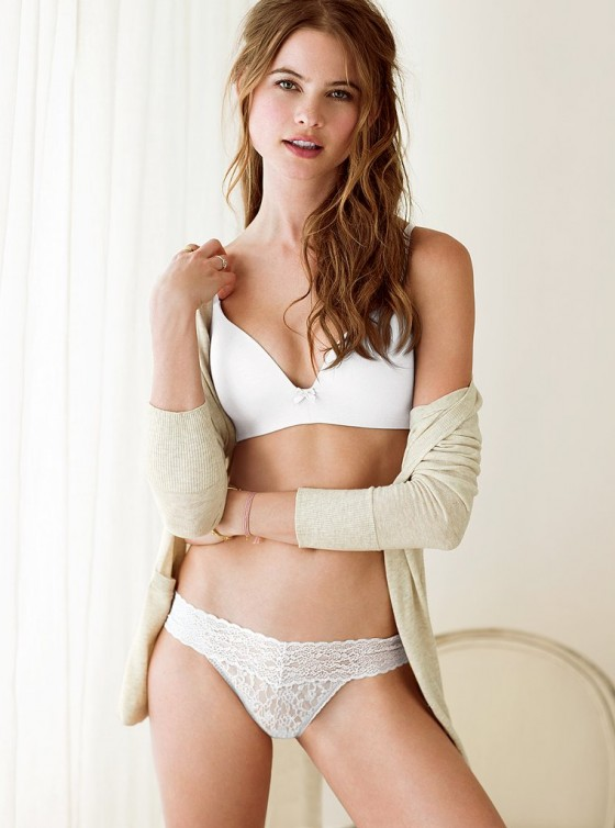 Victoria's Secret Lookbook July 2013 featuring Behati Prinsloo