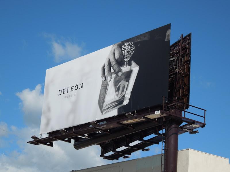 Deleon Tequila billboard