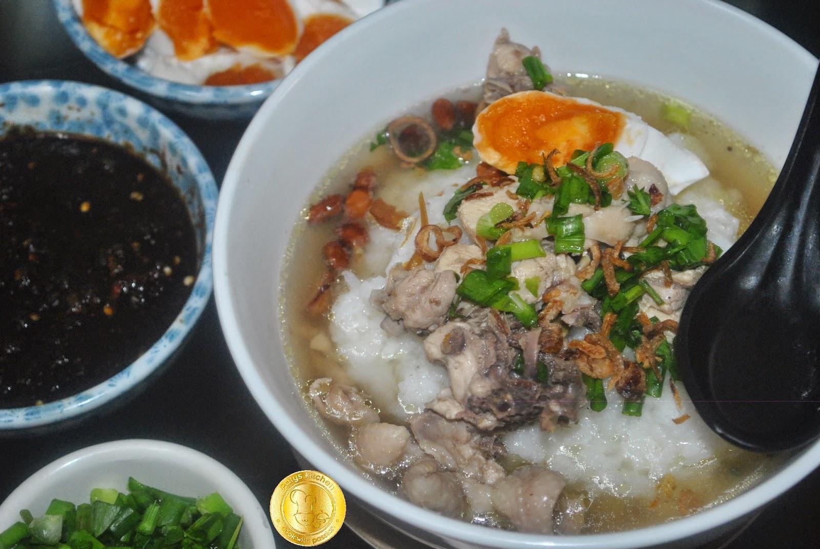 Patyskitchen Moi Soup Ayam
