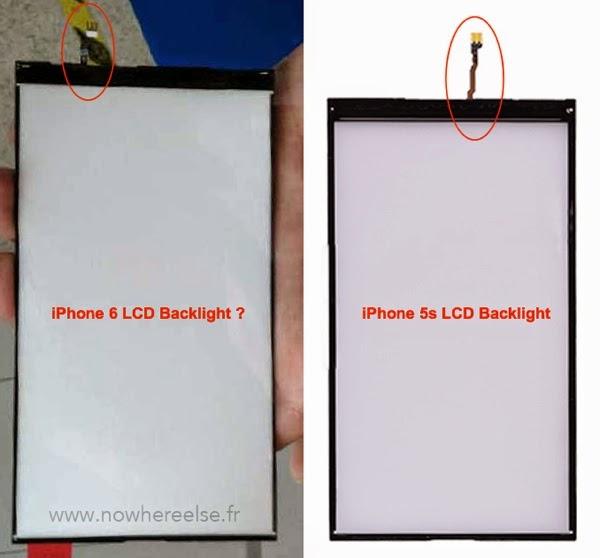 iPhone 6 面板流出
