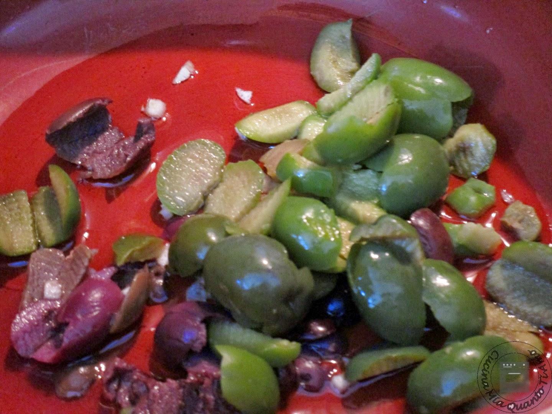 Peperoni arrostiti e ripassati in padella