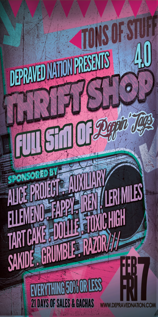 Thirft Shop