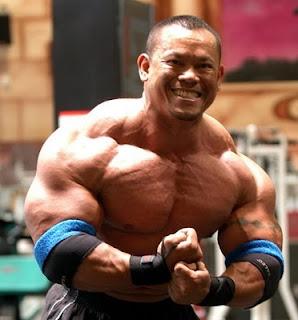 Kris Dim Bodybuilder