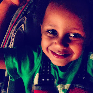 Sam- our amazing son from Ethiopia