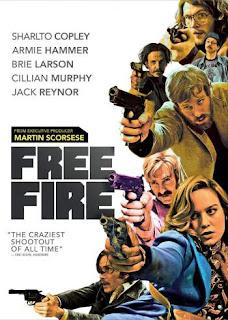 Free Fire: O Tiroteio Dublado Online