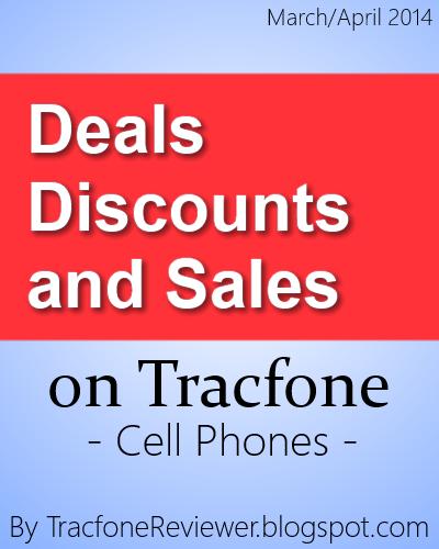 Tracfone deals