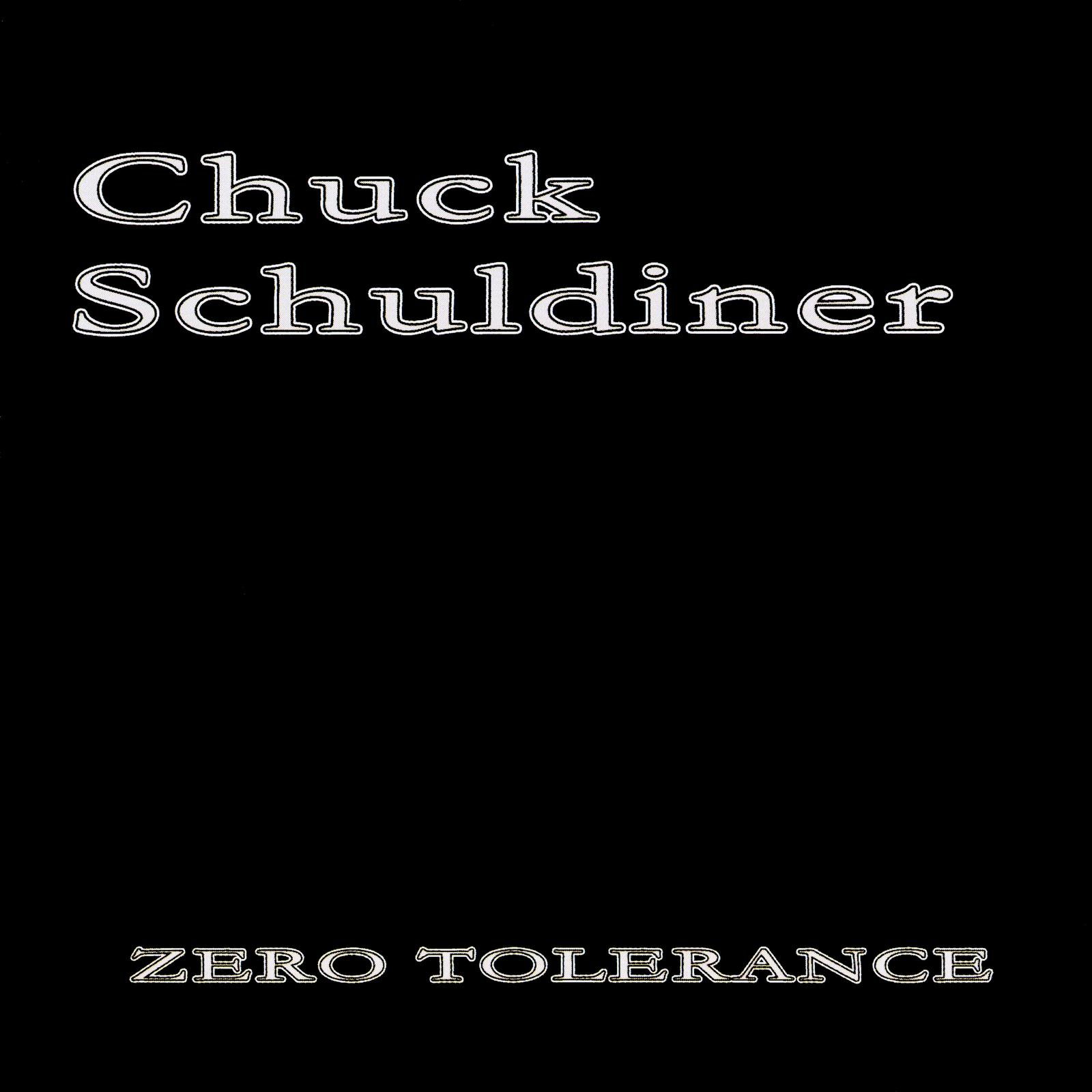 Chuck Schuldiner Zero Tolerance