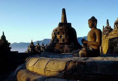 Sejarah Pembuatan Candi Borobudur