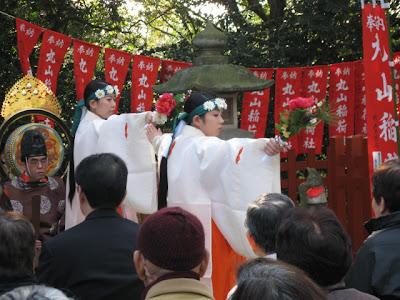 丸山稲荷社初午祭