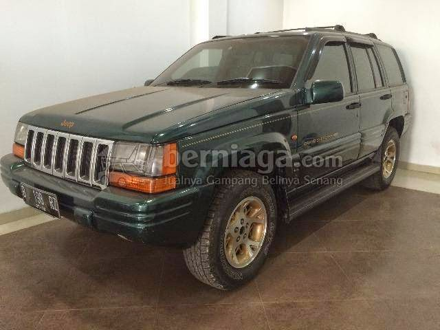 Collector's Item - Jeep Grand Cherokee ZJ 4.0L 2 - Jeep ...
