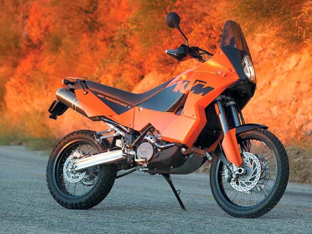 KTM 950 Adventure S Bikes Wallpapers