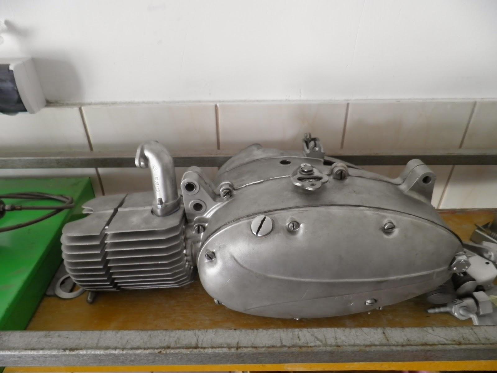 Jawa silnik oczyszczony