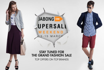 Jabong Super Sale Weekend – The Grand Fashion Sale: Buytoearn
