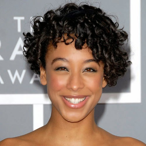 wedge hairstyles for curly hair}