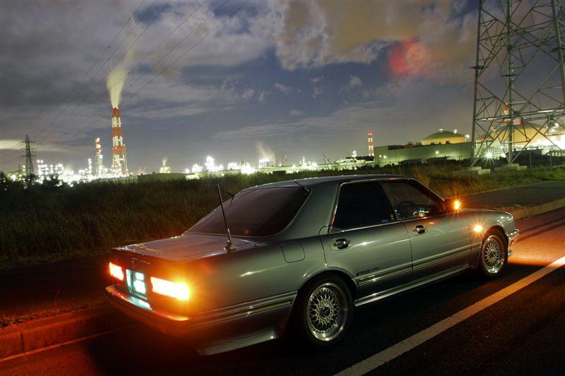 Nissan Cima Y31, samochody z Japonii, fajne sedany, luksusowe auta, JDM