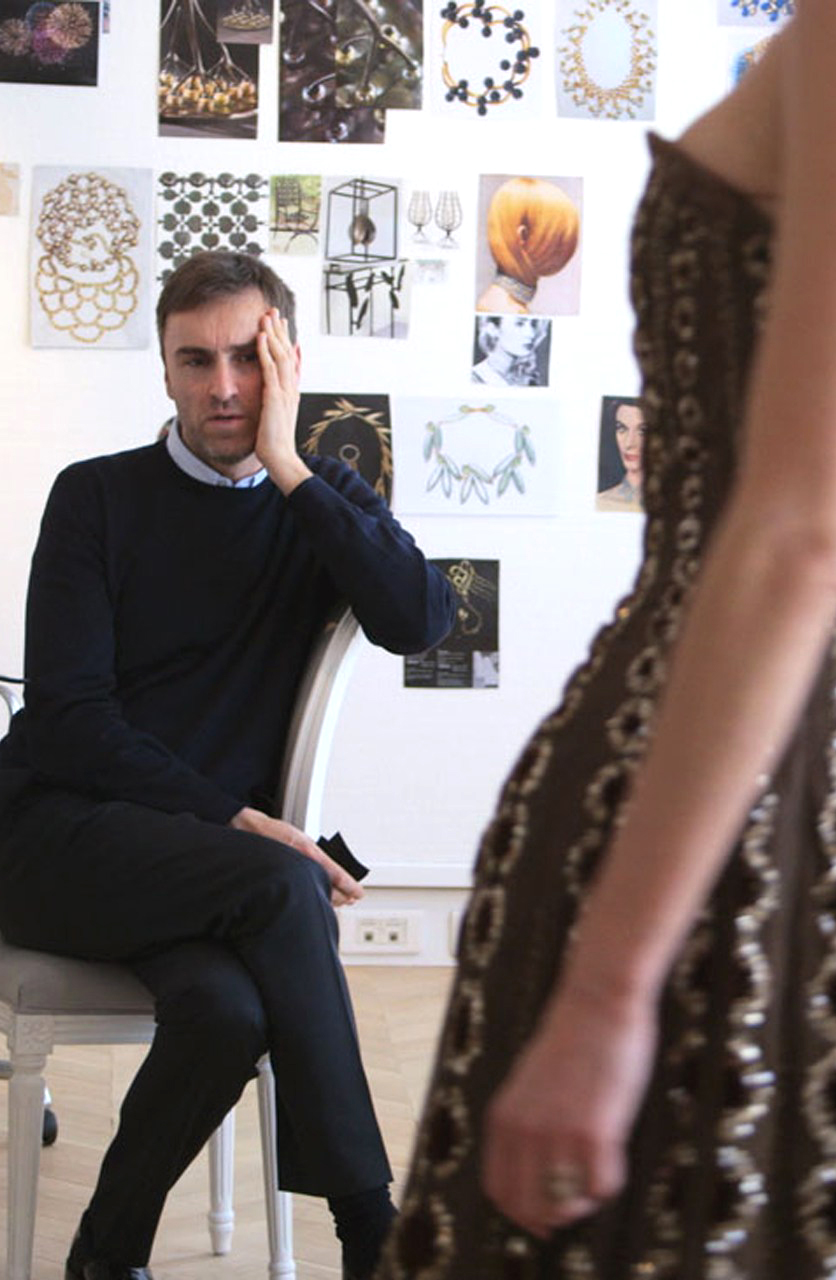 Raf Simons is leaving Dior / fashion news / via www.fashionedbylove.co.uk