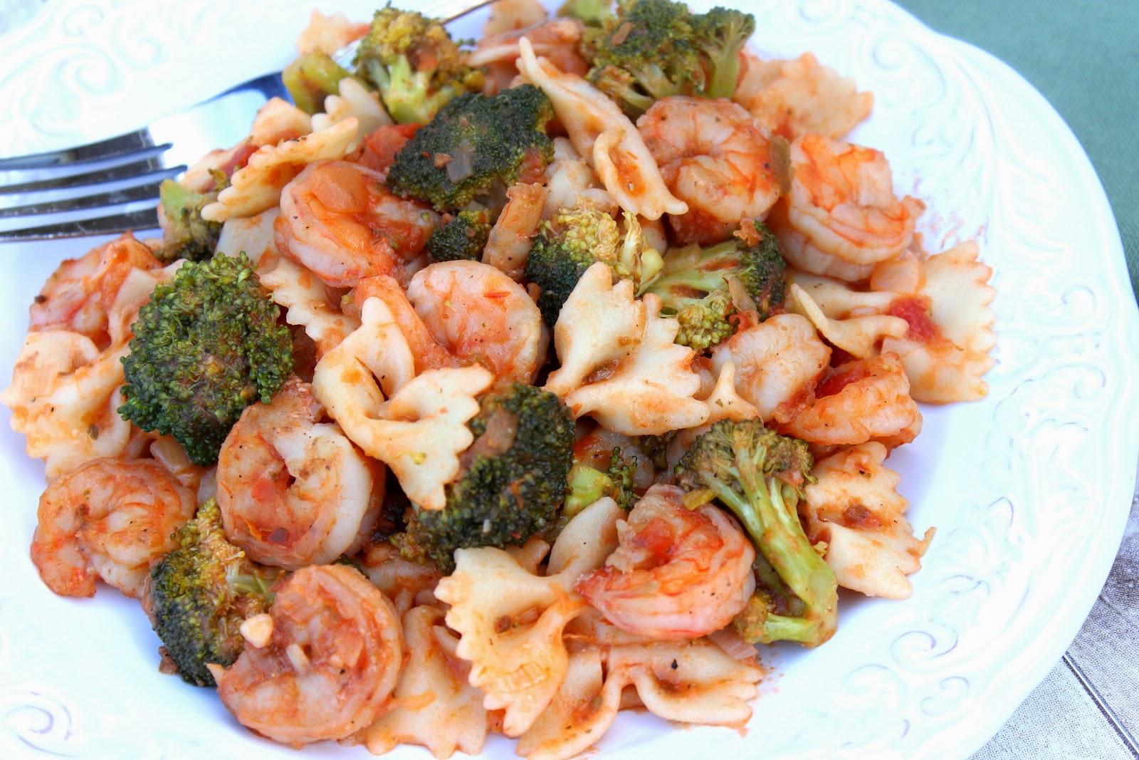 Shrimp Fra-Diavolo Recipe via Kudos Kitchen by Renee