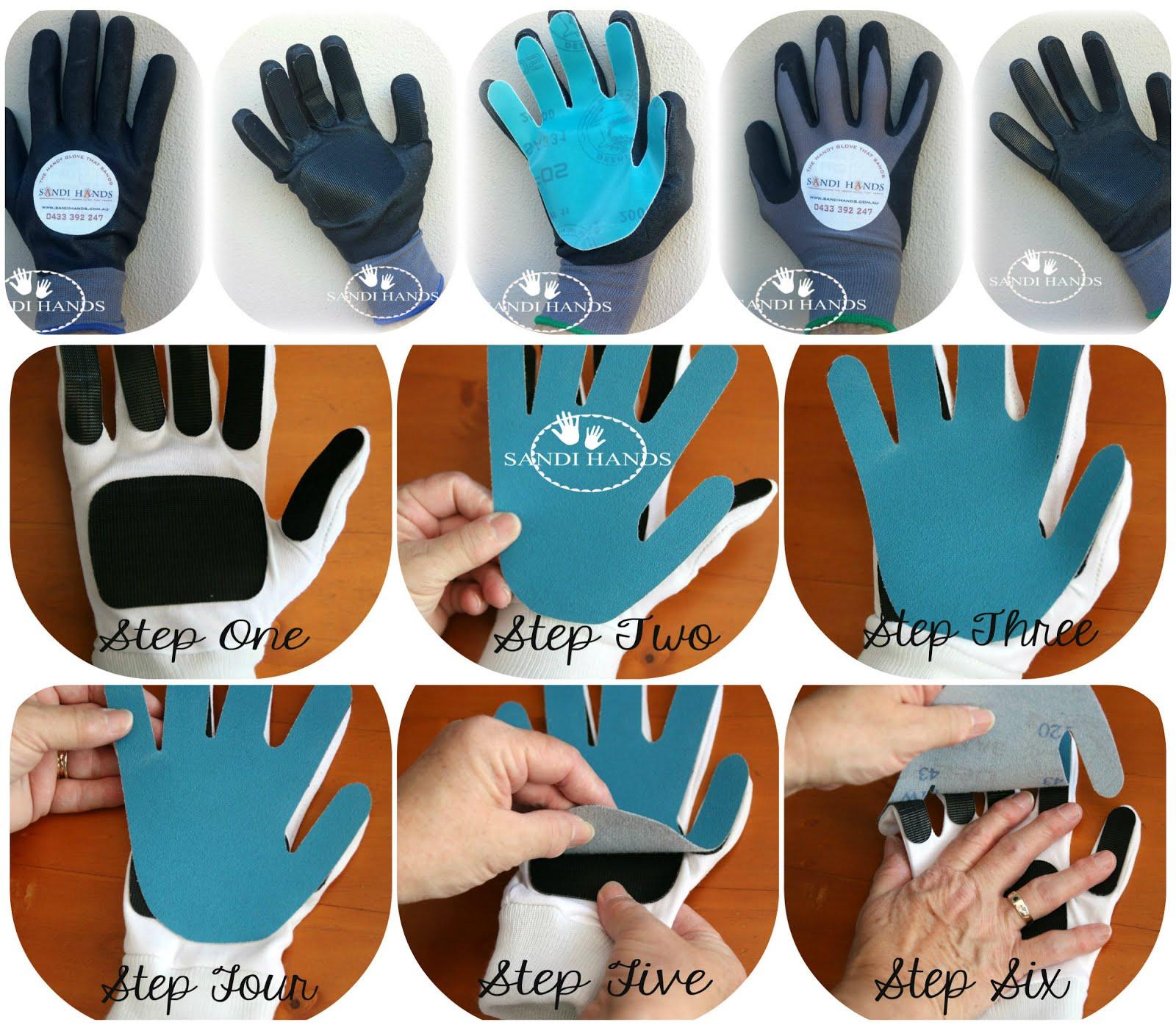 SANDI HANDS