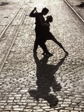 Q Oj Z on Foxtrot Dance Pattern