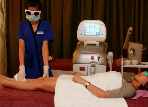 Cách triệt lông vĩnh viễn bằng công nghệ Diode Laser tại TV GreenTara