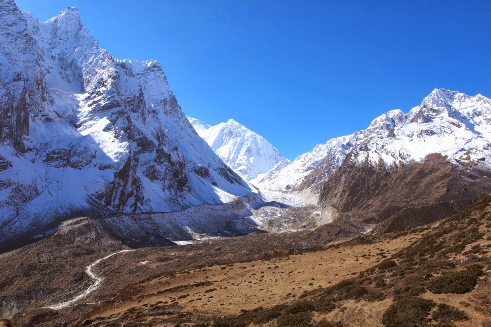 Manaslu Circuit; Nov. 2013
