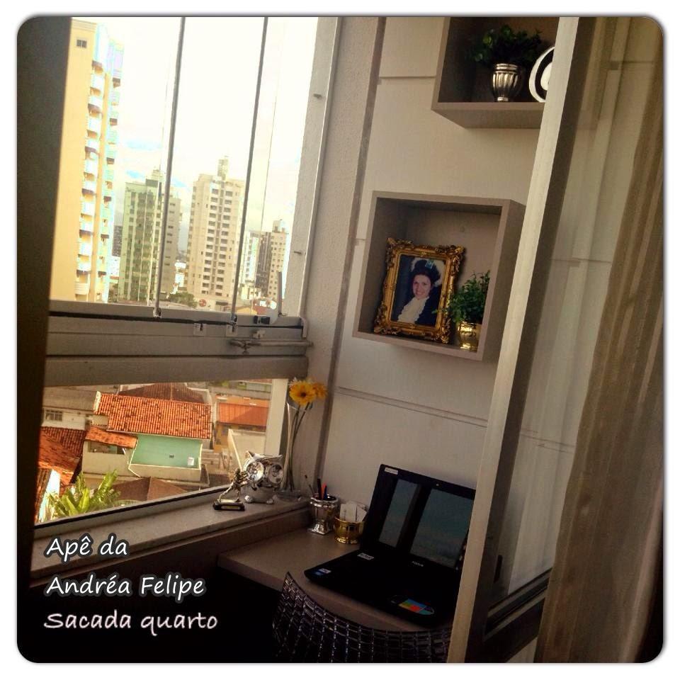 Decoração apartamento elegante de 60 metros! Jeito de  ~ Quarto Pequeno Mas Aconchegante