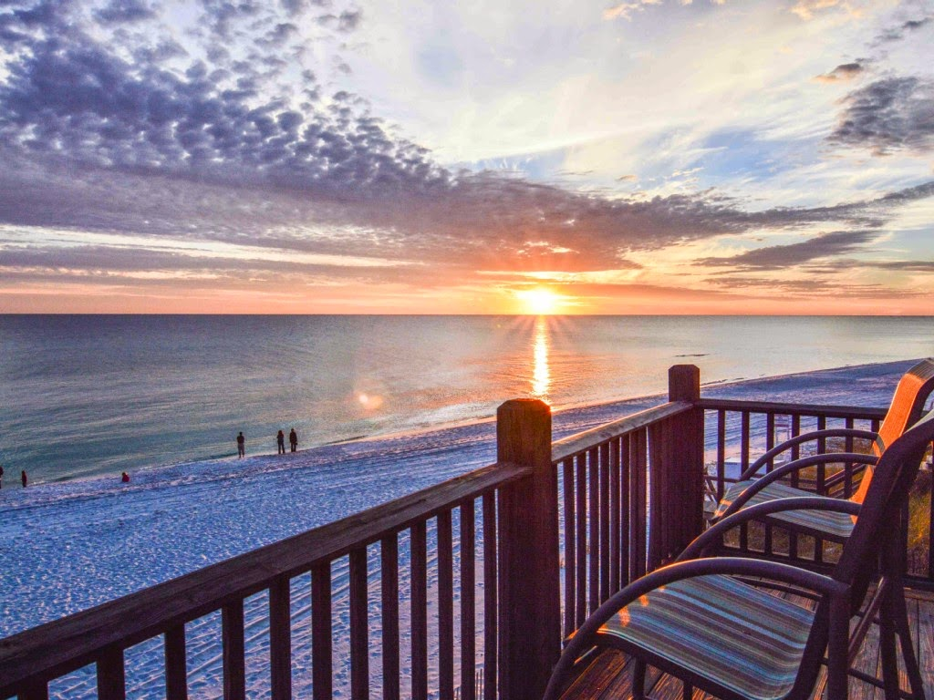 Seaside Florida Townhouse For Rent