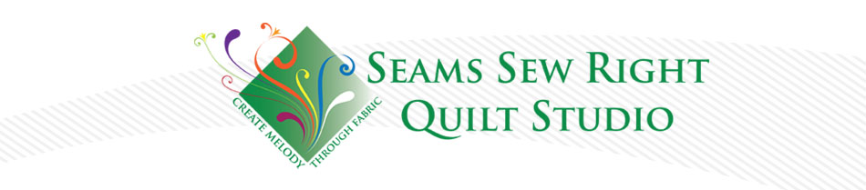 Seams Sew Right Quilt Studio