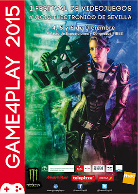 Game4play 2015 - Sevilla