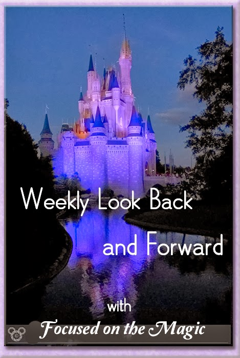 """Around here, however, we don't look back for very long. We keep moving forward, opening new doors, and doing new things, because we're curious and curiosity keeps leading us down new paths."" ~ Walt Disney"