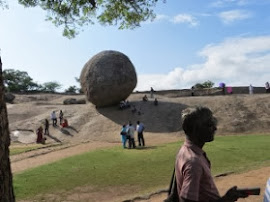 Mahabalipuram - Mamalipuram Sites