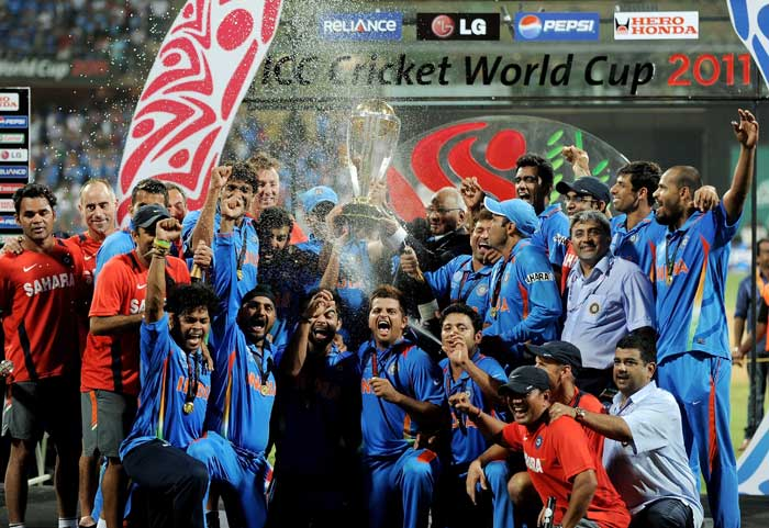 world cup 2011 champions dhoni. Dhoni: Well.. in India,