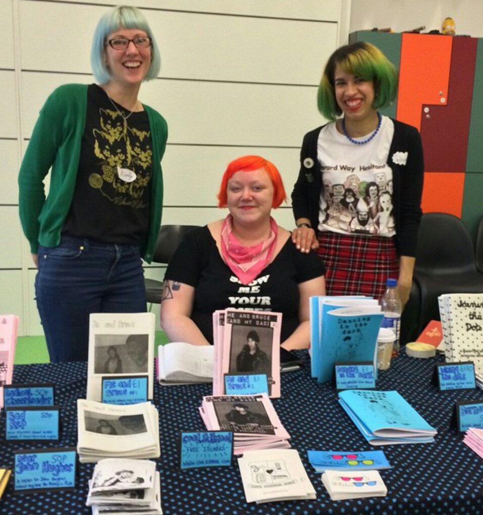 Sheffield Zine Fest 2015