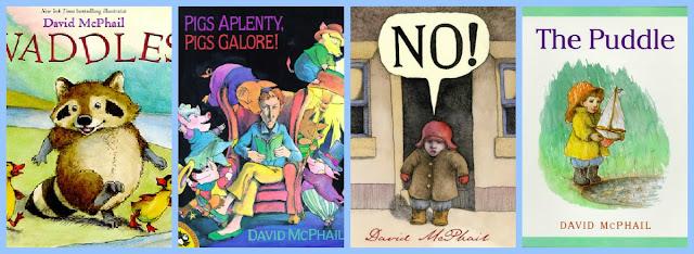 david mcphail books