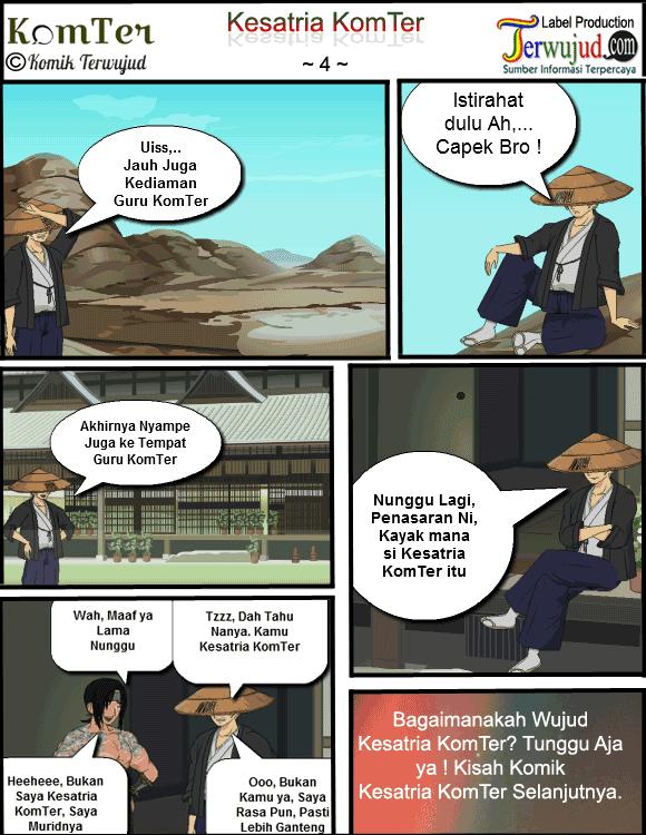 Kesatria KomTer